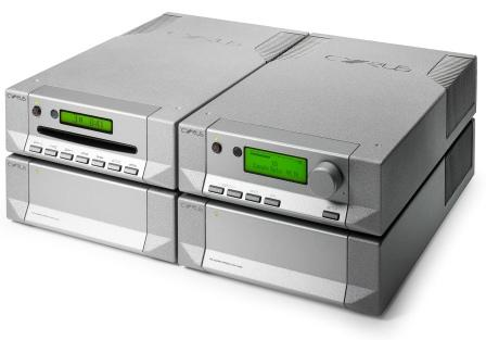 Cyrus Amplifier and CD Systems